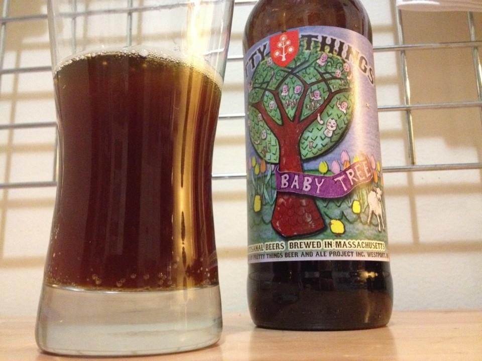 Baby Tree Beer Beer Pretty Things Baby Tree